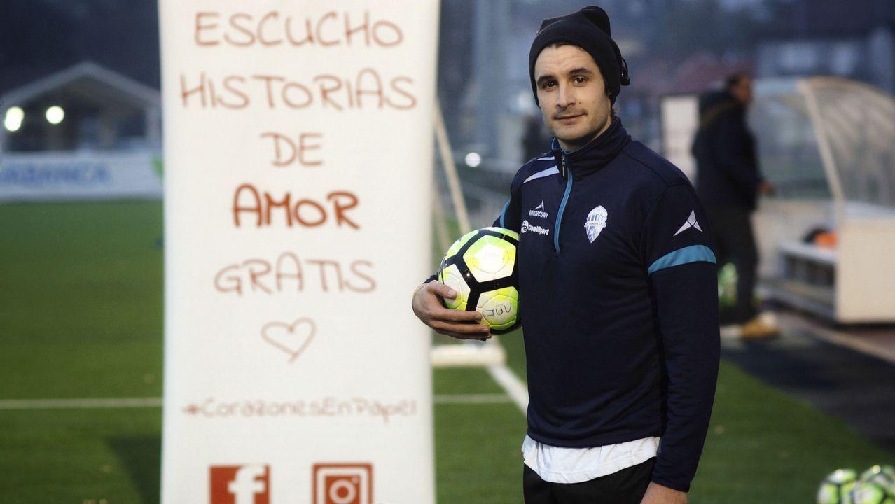 «Recorreré media España para escuchar historias de amor»