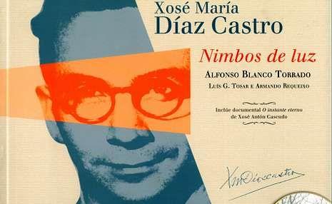 Capa do volume «Nimbos de luz».