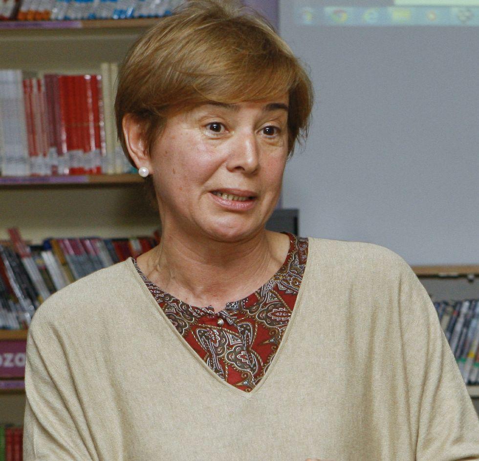 María José Mosquera.