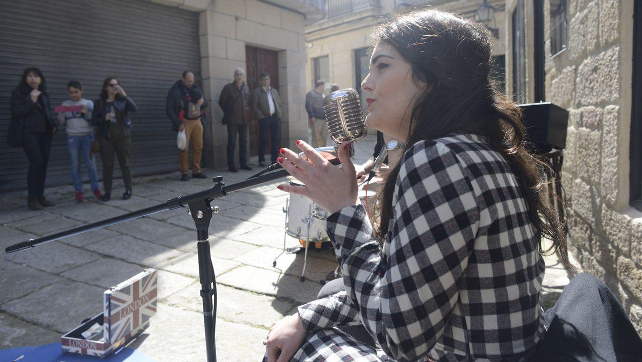 Sánchez arranca desde la Moncloa la campaña para las elecciones del 28 de abril.El tramo de la calle María que se peatonalizará de forma permanente es el situado entre Tierra y Concepción Arenal