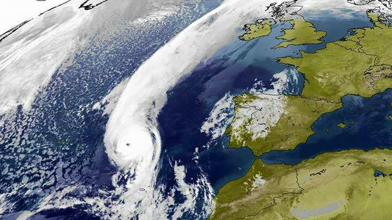 Un informe de la OMM sobre meteorología extrema destaca a Galicia.