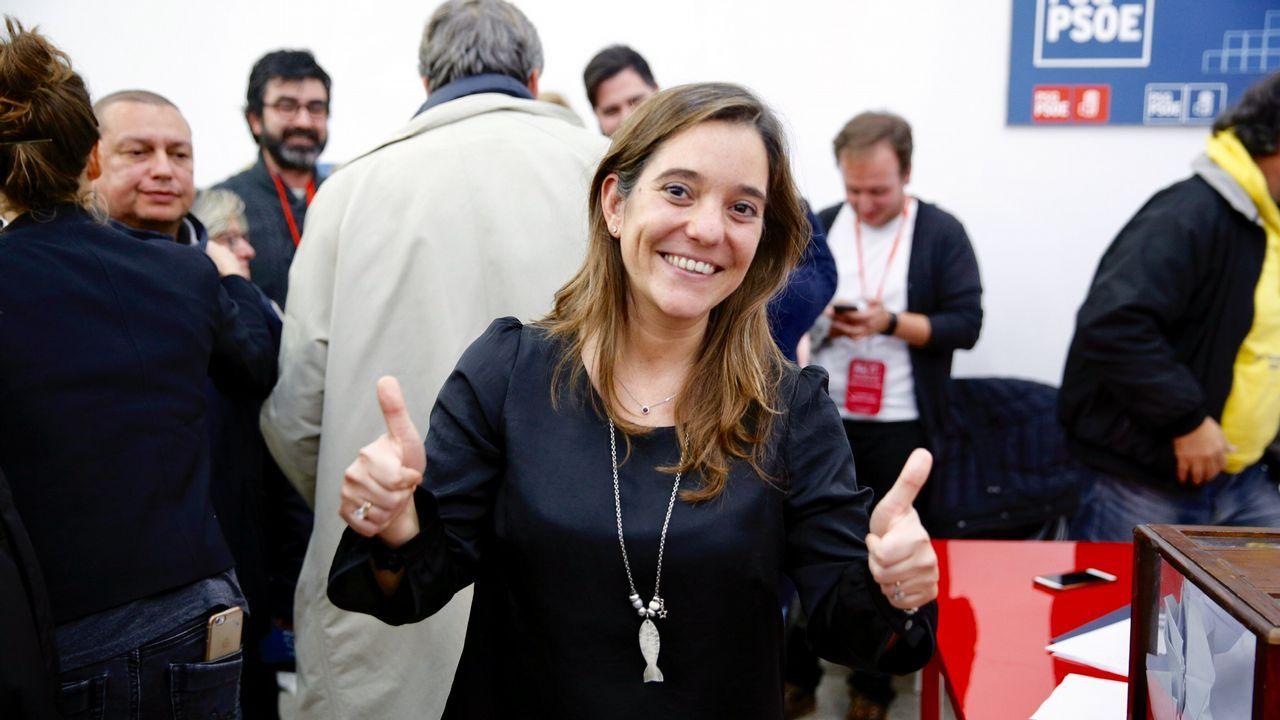 Luís Villares defiende la suspensión cautelar de las primarias.Recuento del voto del exterior en el 2005