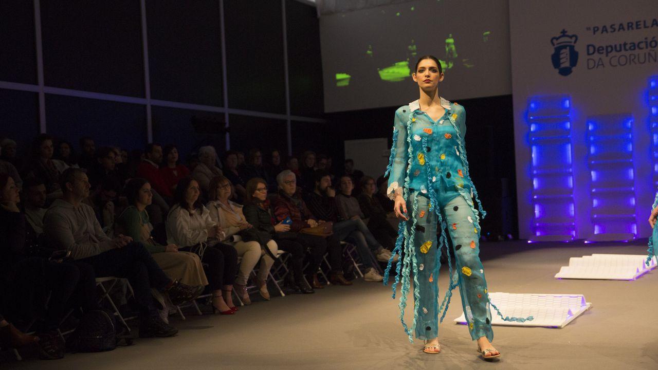 ¡Echa un vistazo a los diseños del grupo B de los Noveis Deseñadores en Camariñas!.Instituto