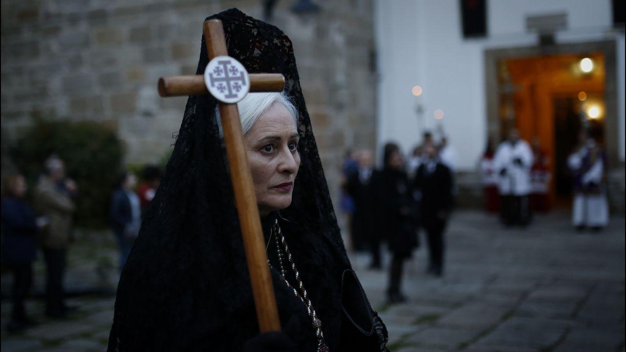 Procesión de la Soledad y el Santo Entierro.