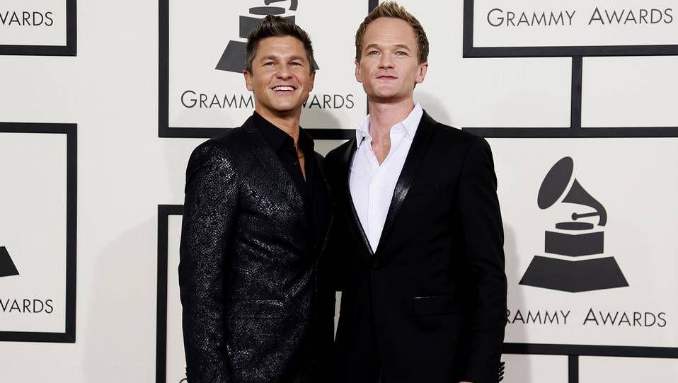 Los «stoned» de Macy Gray.David Burtka y su marido, Neil Patrick Harris, que presentó la última gala de los Emmy.