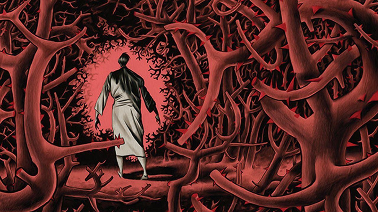 El británico Dave McKean regresa a Viñetas para presentar un espectáculo audiovisual basado en el cómico «Black Dog: The dreams of Paul Nash»