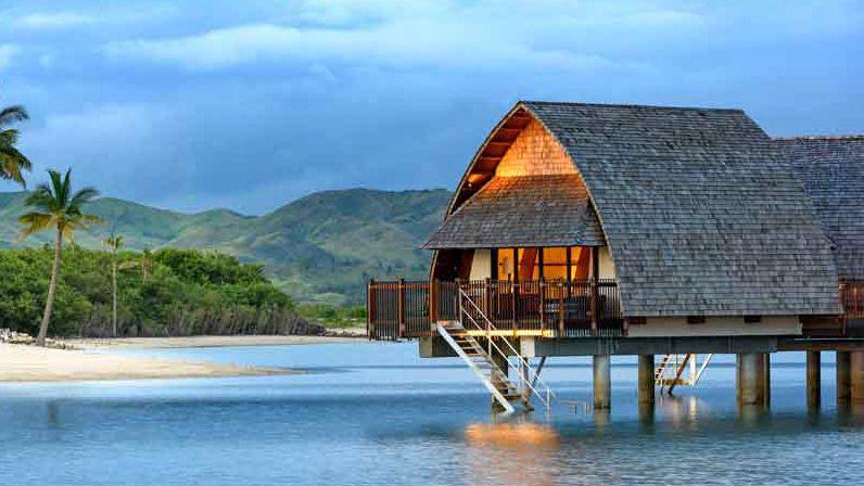 Bungalow en Fiji