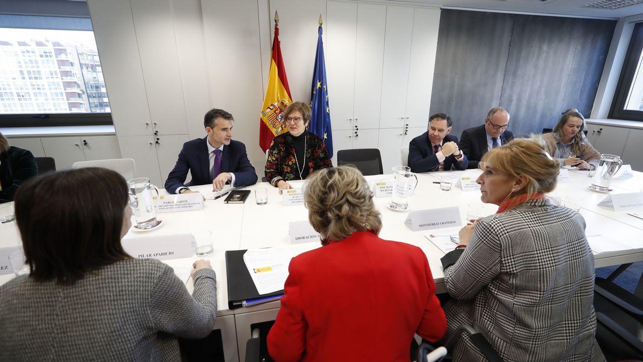Este es el sorprendente descubrimientorealizado en los Picos de Europa. La secretaria de Estado de Universidades, Ángeles Heras, preside la constitución del «Observatorio Mujeres, Ciencia e Innovación para la Igualdad de Género» en Madrid