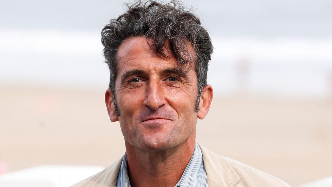 El actor Luis Zahera