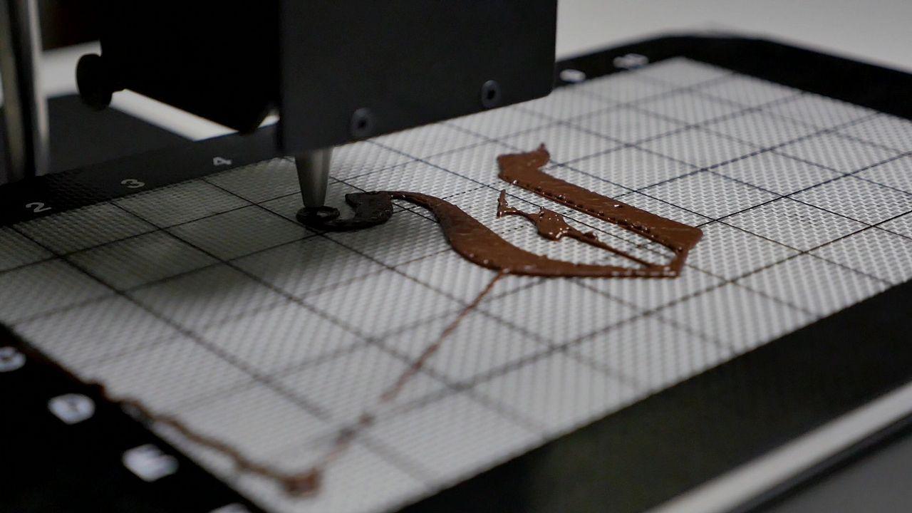 Comida en 3D: ¿Saldrán pronto nuestros platos de una cápsula?