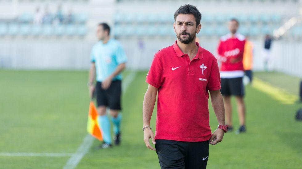 El Pontevedra CF vence al Racing de Ferrol