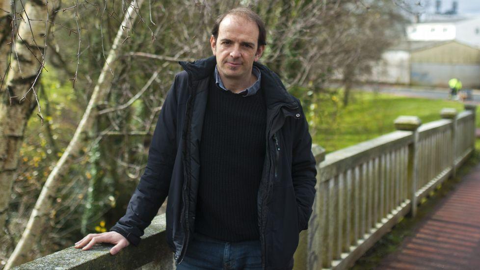 Miguel Teixido, gerente de Euroeume