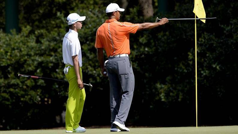 Una vez recuperado el número uno, Tiger Woods persigue su quinto triunfo en Augusta.