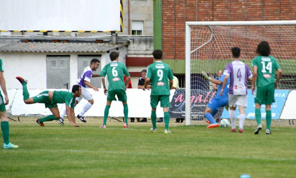 Arenteiro y Bande siguen con opciones de repetir la final del año pasado en O Couto.