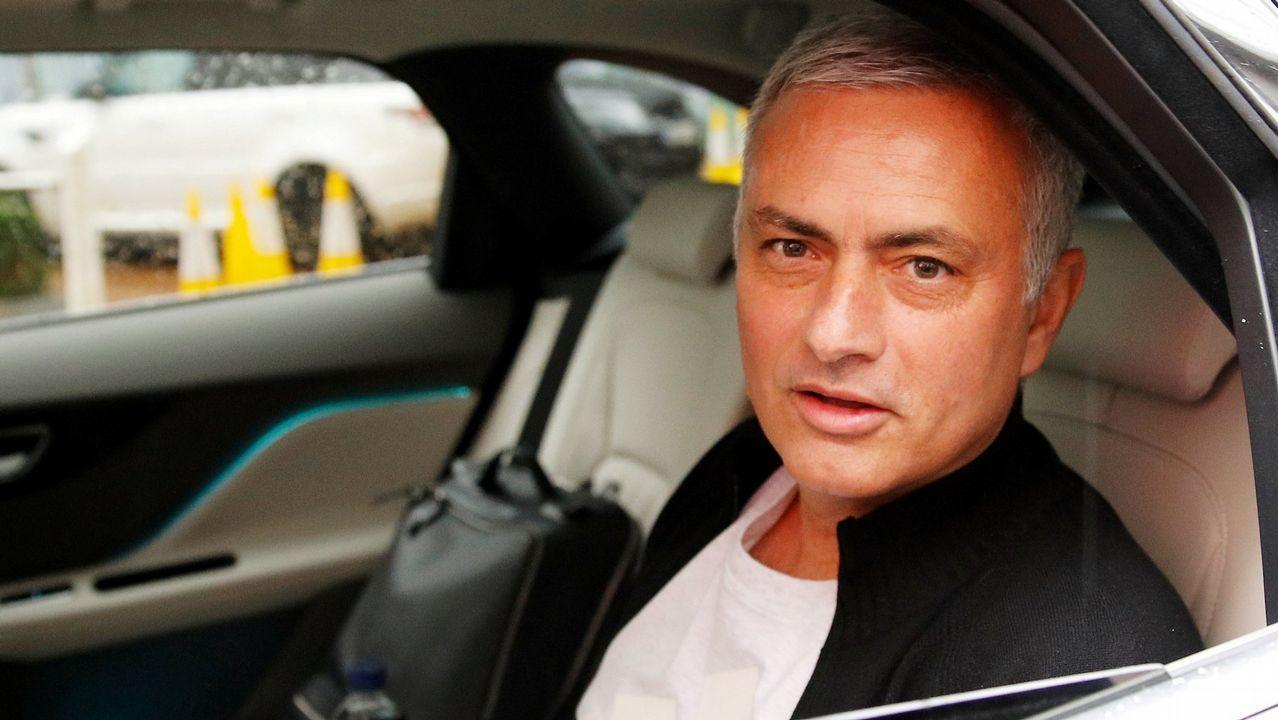Mourinho, condenado a un año de prisión y 2,2 millones de multa por fraude.La ministra de Hacienda, María Jesús Montero, en el Congreso