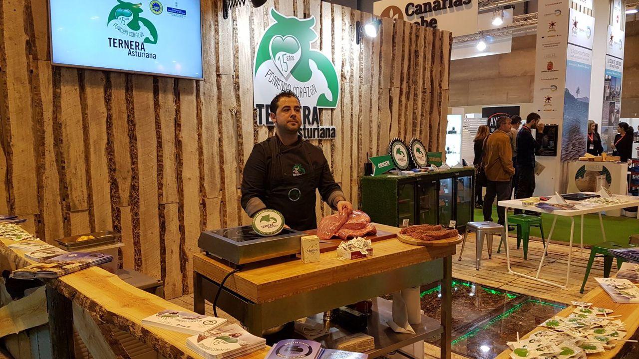 Salón de Gourmets ternera asturiana