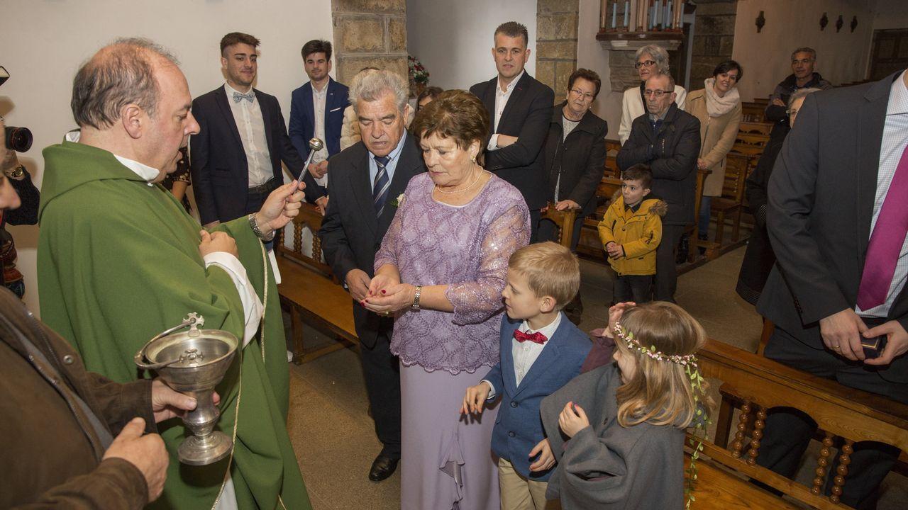 Las bodas de oro de Antonio Vázquez y Dorinda Campos. ¡El álbum!