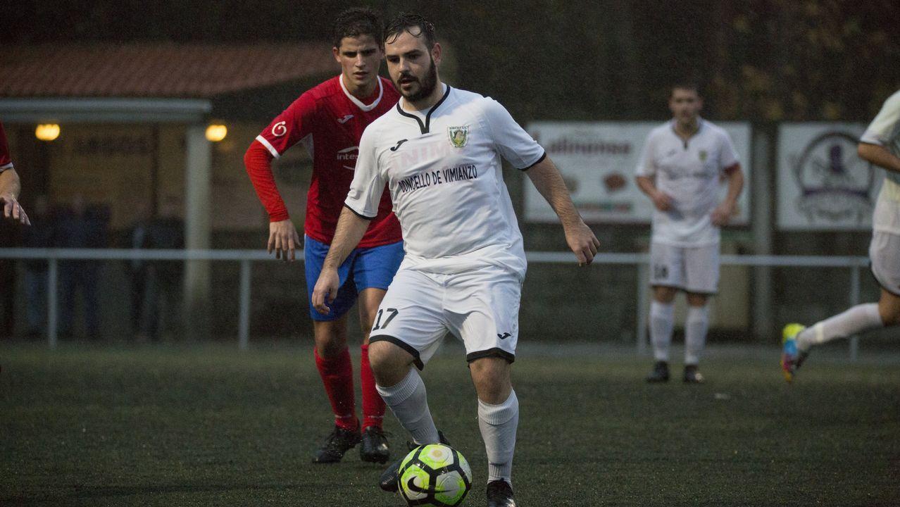 Deporte adaptado en el Labarta Pose con Martín Varela.Limpieza en Caión