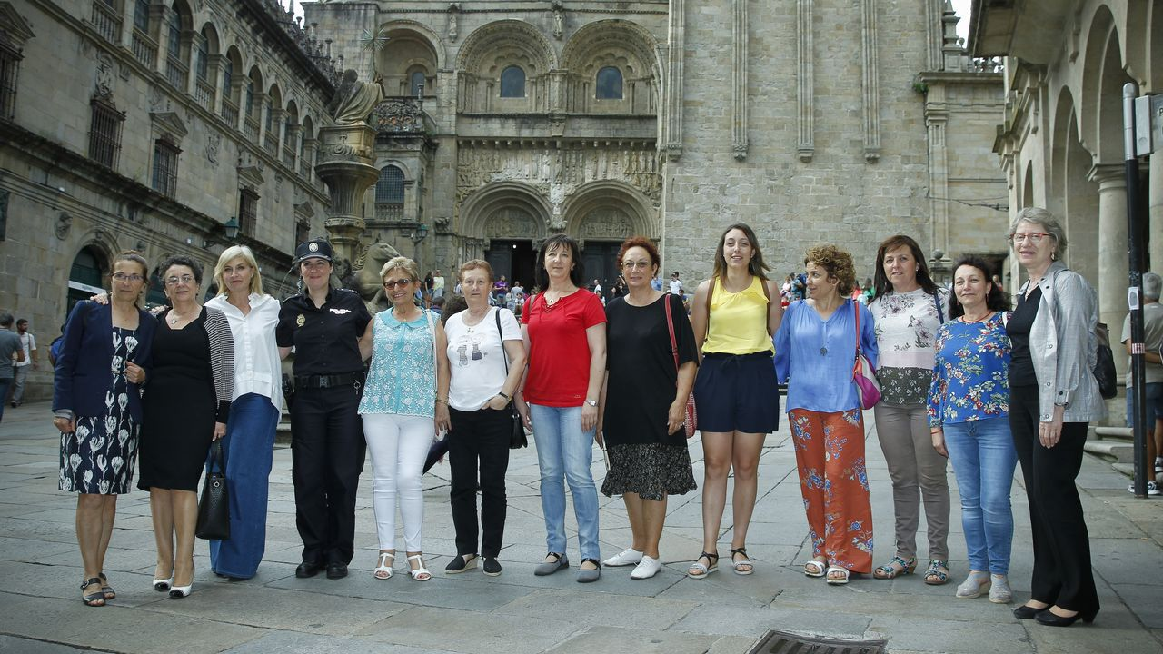 «Avanzamos mucho en los últimos años, pero no hay que bajar la guardia».Mujeres durante una protesta contra el acoso sexual en Kosovo