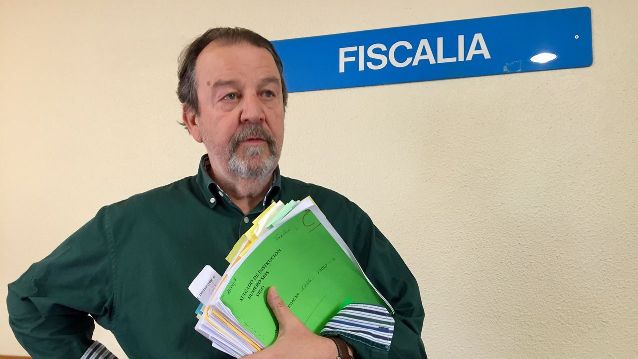 «Redes desde lo local», el vídeo de los museos de Lugo.El fiscal de Seguridad Vial de Galicia, Carlos Gil