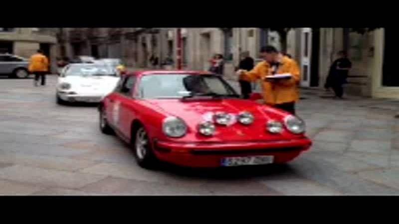 Arranca el Rali de Automóviles Clásicos