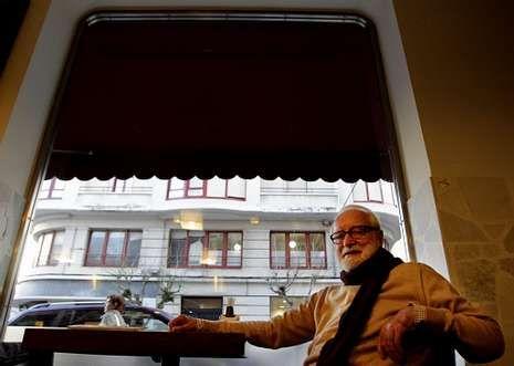 Fernández Ferreiro é o autor do libro que se presenta hoxe, ás 20 horas, na Feira do Libro.