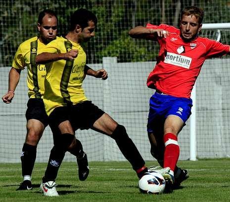 El Ameixenda debutó con una derrota ante el Porteño.