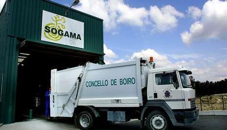 La planta de transferencia recibió los primeros residuos en junio del 2000.