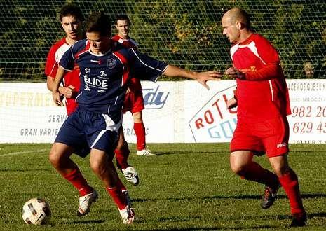 Los jugadores del Bóveda siguen confiados en remontar posiciones en la liga.