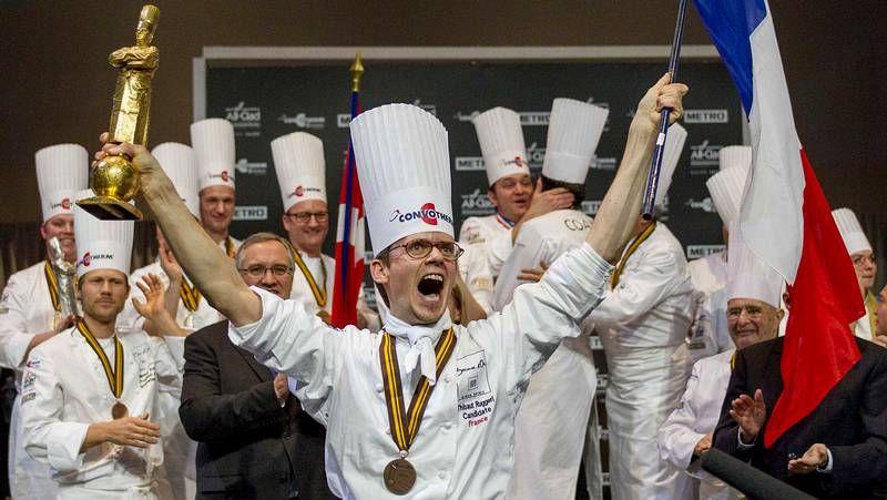 Los Juegos Olímpicos Culinarios