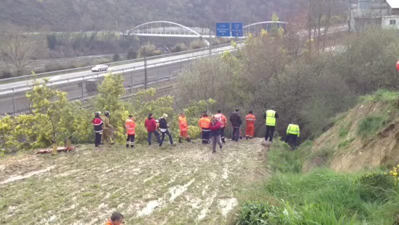 Hallazgo de la persona desaparecida el domingo por la tarde en Ourense
