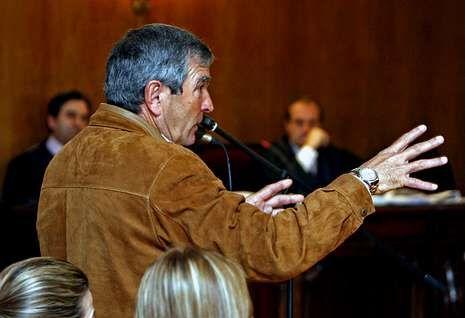 Antonio Carballa sostuvo ante el tribunal que todos sus ingresos son legales.