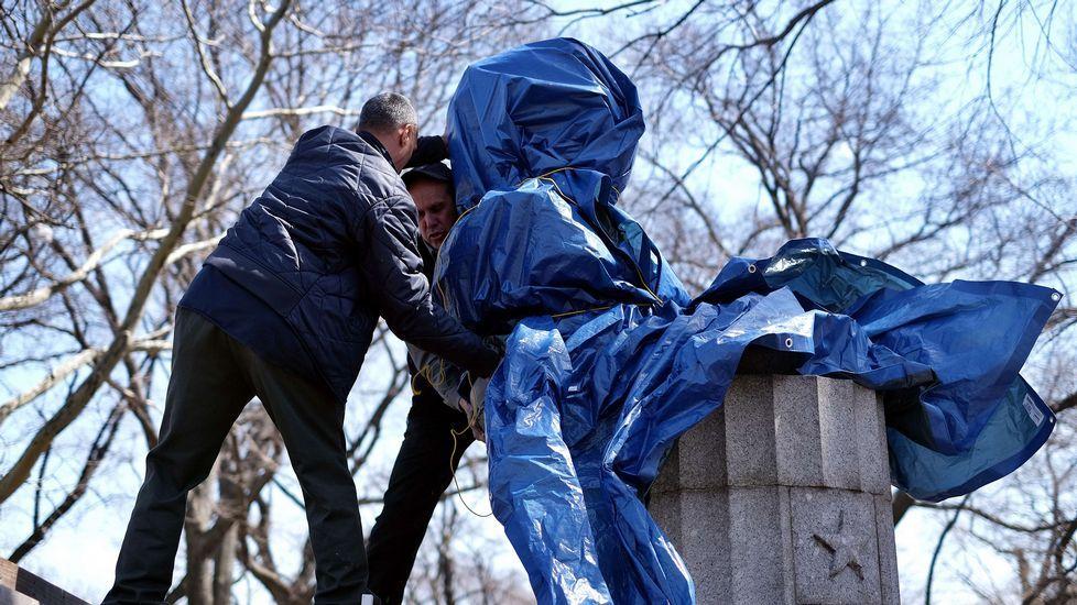 Homenaje «prohibido» a Snowden en Nueva York