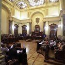 Pleno municipal A Coruña