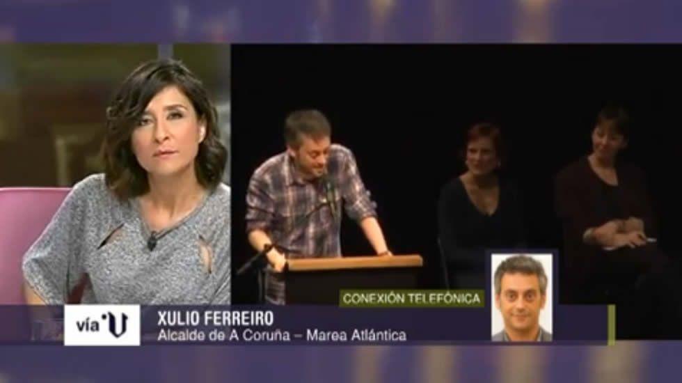 ¿Cómo fue el encuentro entre Ferreiro y Varoufakis?