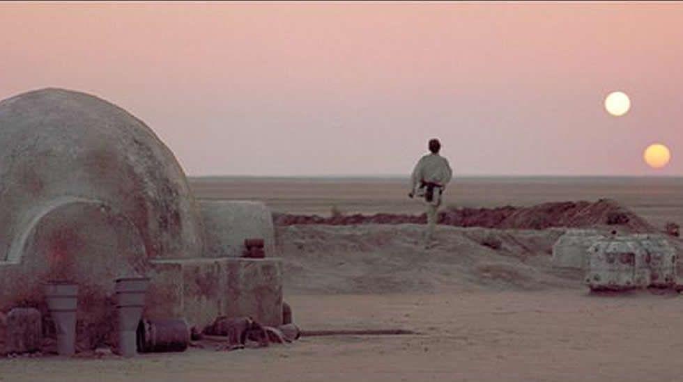 El planeta Tatooine existe