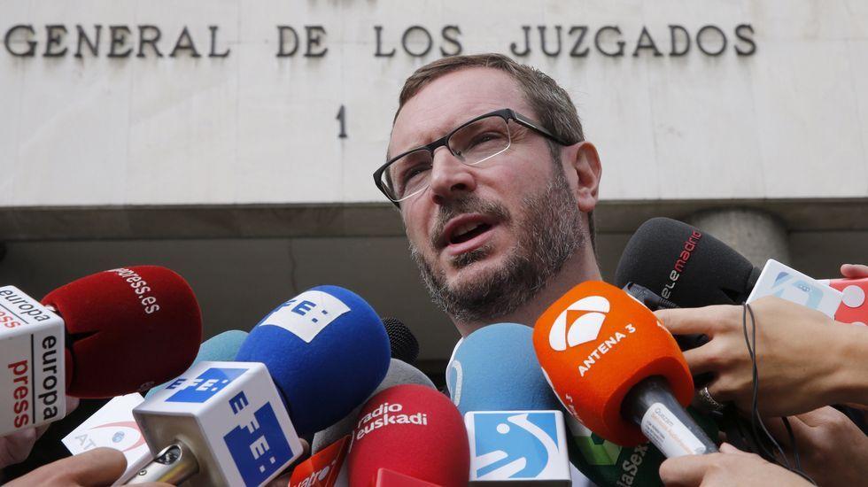 Maroto. sobre Bárcenas: «Me reitero sobre la repugnancia que este señor me genera»