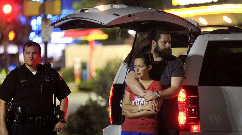Cinco policías muertos en un tiroteo en Dallas