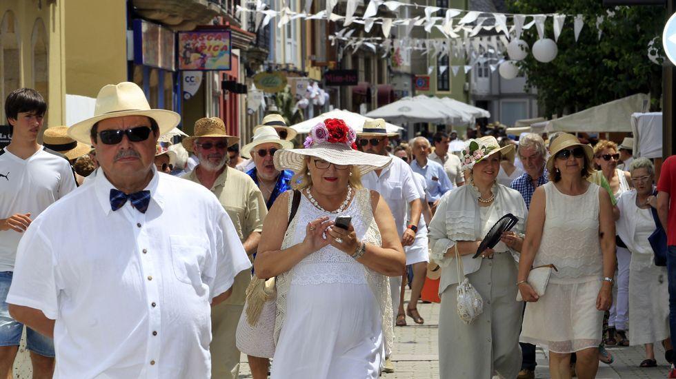 Fiesta Indiana en Ribadeo