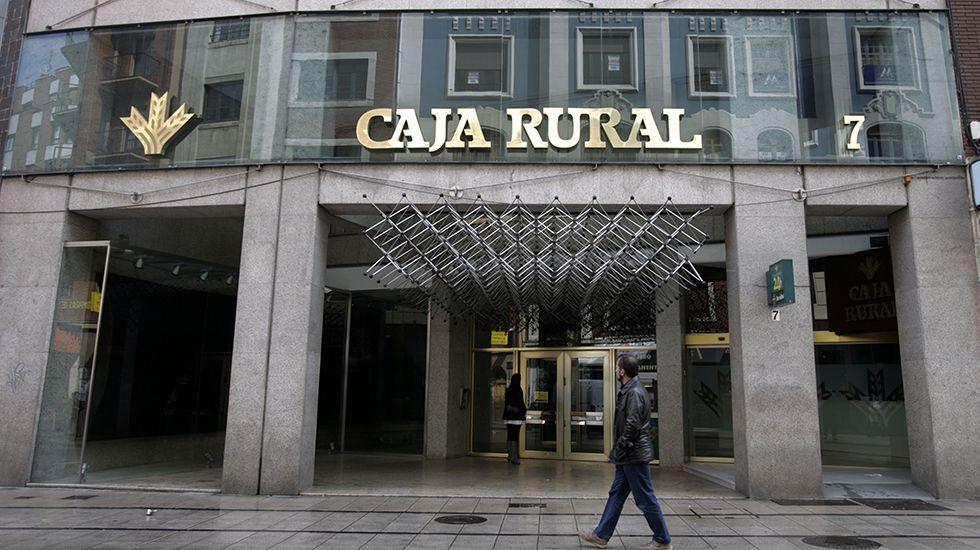 Caja rural dispara sus beneficios en el primer trimestre for Caja rural bilbao oficinas