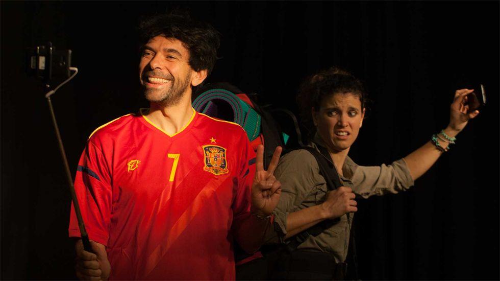 Jorge Jimeno y Ana de la Hoz