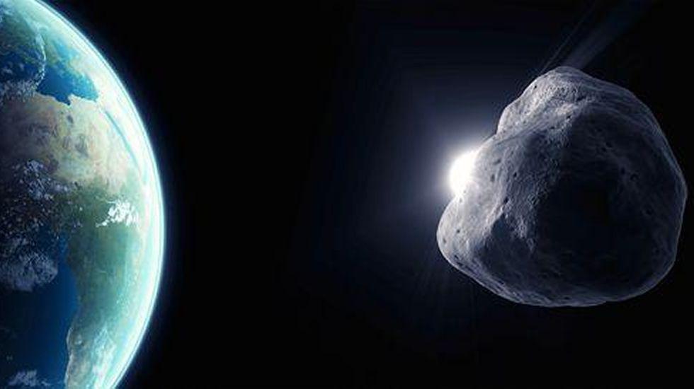 El asteroide que amenaza la Tierra