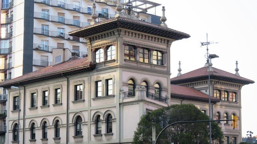 La «Gota de Leche», sede de la Fundación Municipal de Servicios Sociales