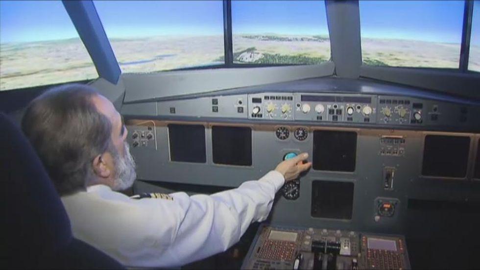 ¿Qué pasa cuando un avión se queda sin combustible?
