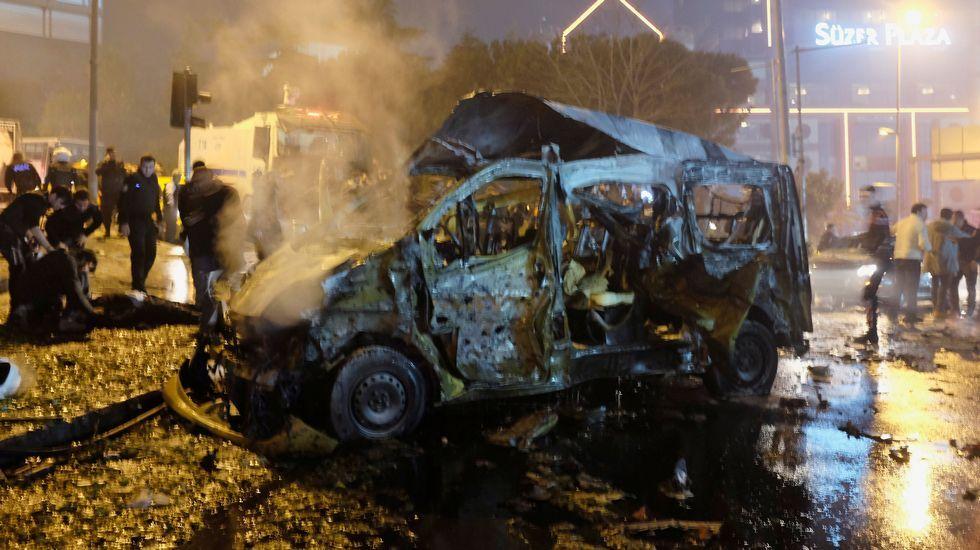Así se vivió el doble atentado de Estambul