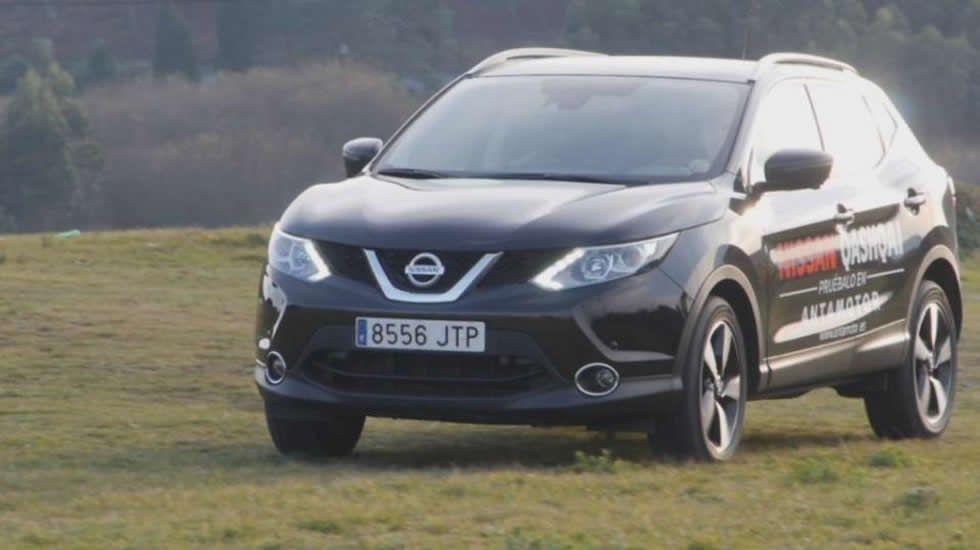 Nissan Qashqai, el SUV más deseado