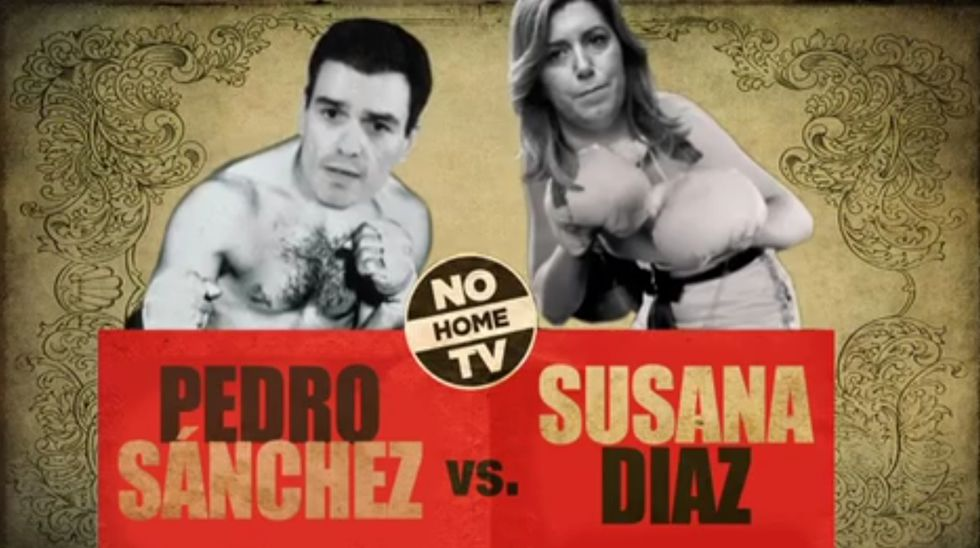 Susana Díaz VS Pedro Sánchez, la gran rivalidad del siglo XXI