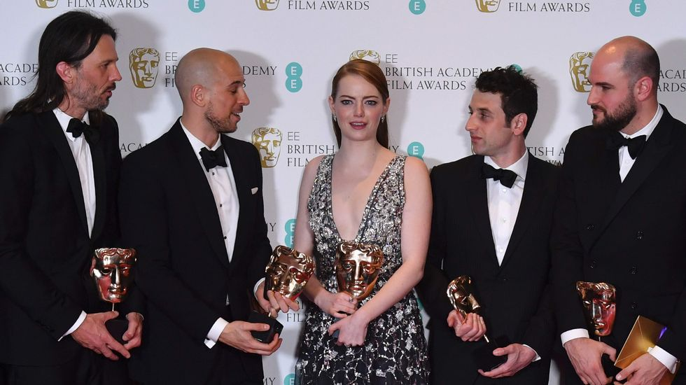«La La Land» se consolida como la favorita para los Oscar