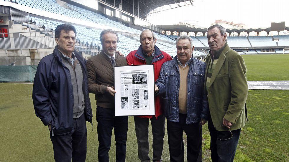 «Que el Celta lograse jugar la UEFA fue un hito para el fútbol gallego»