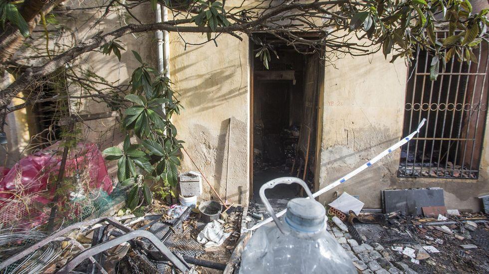 Fallece un matrimonio en el incendio de su vivienda en Castellón